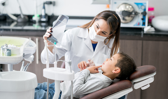 Cleanings, Exams, and Xrays at Fircrest Children's Dentistry